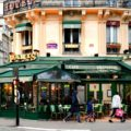 Edible Paris:: St Germain café